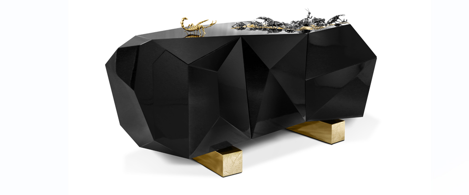 Diamond Metamorphosis  Sideboard  Boca Do Lobo Love Happens