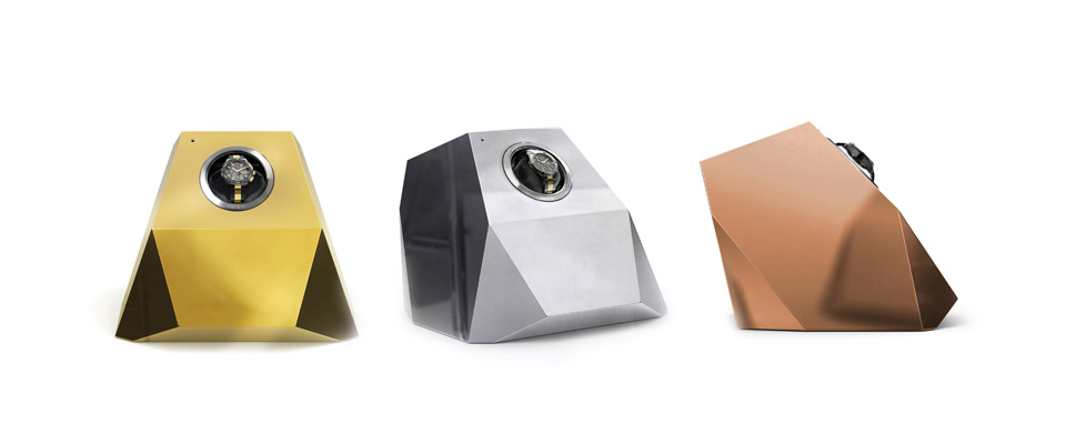 DIAMOND Watch Winder Boca do Lobo