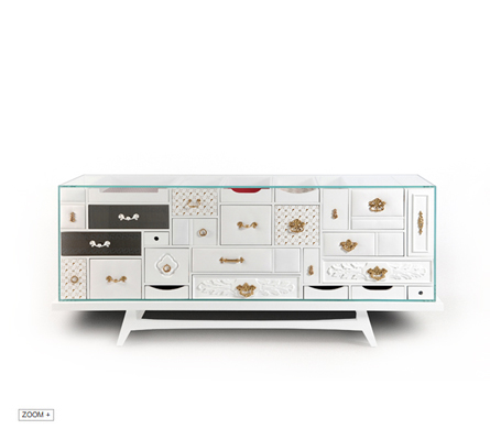 MONDRIAN Sideboard Boca do Lobo