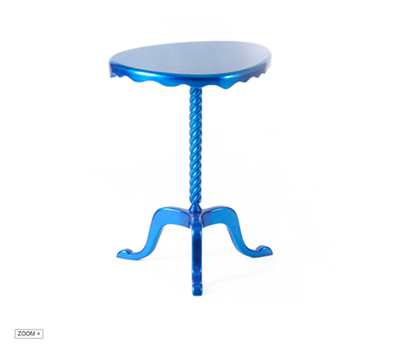 OTTOMAN Side Table Boca do Lobo