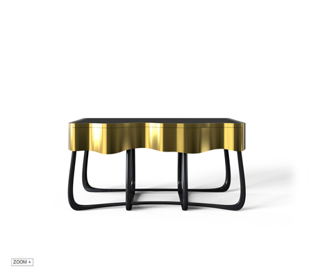 SINUOUS Nightstand Boca do Lobo
