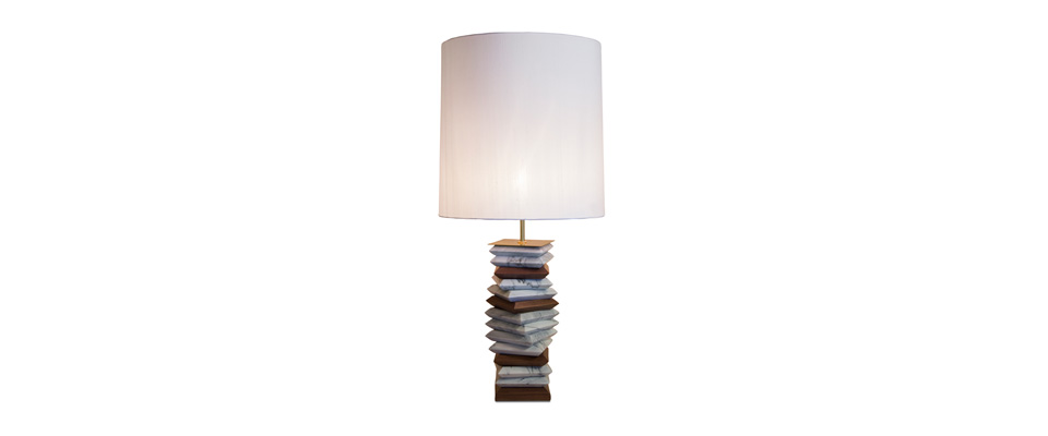 APACHE Table Lamp by BRABBU