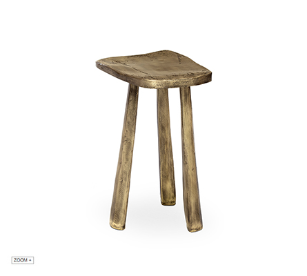 DOLMEN Stool  BRABBU Love Happens