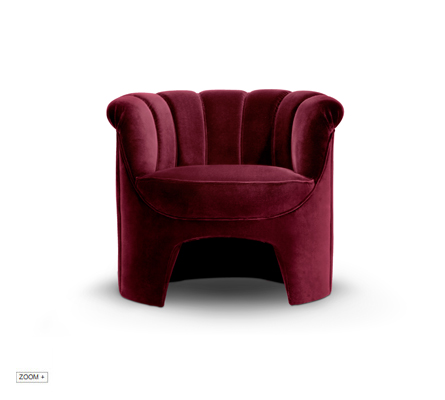 Hera  Armchair  Brabbu Love Happens