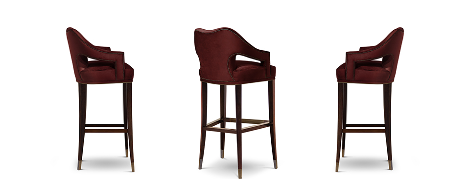 Nº 20  Bar Stool  Brabbu Love Happens