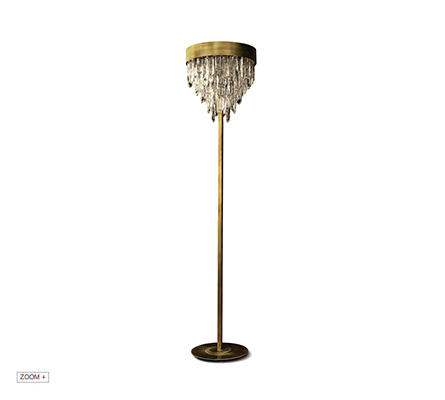 Naicca  Floor Lamp Brabbu Love Happens