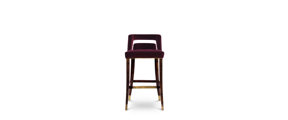 NAJ Bar Stool by BRABBU