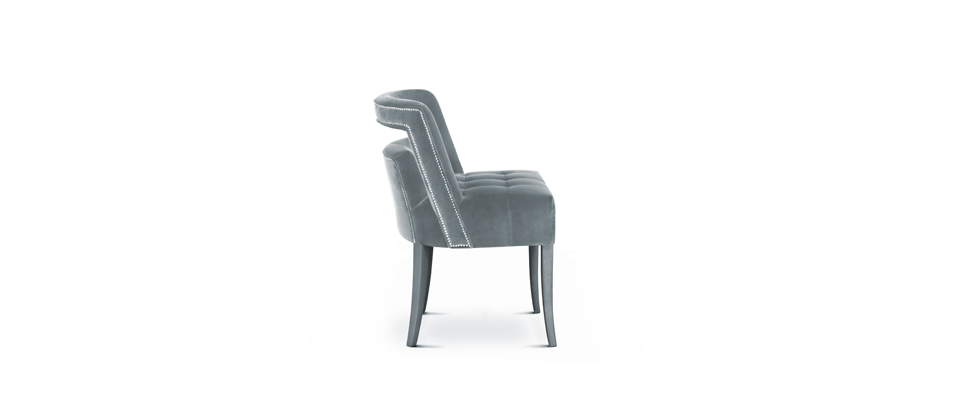 NAJ DINING CHAIR by BRABBU