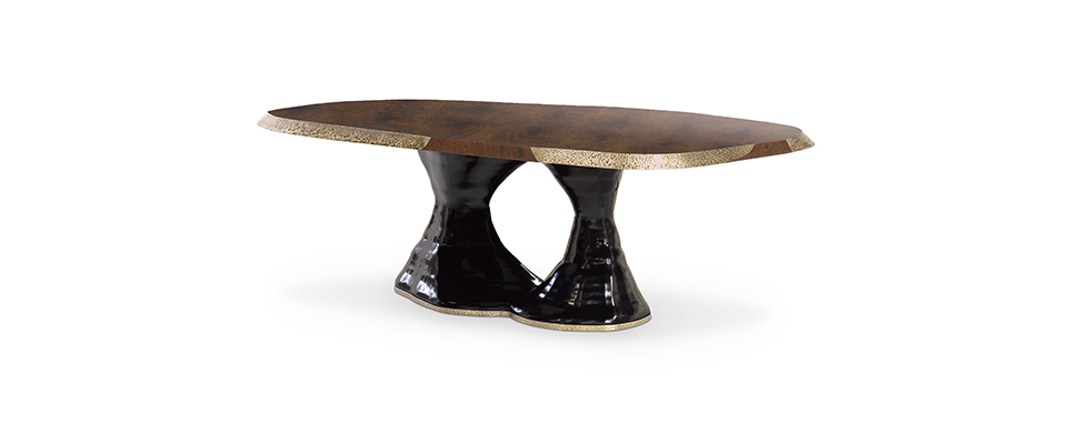 Plateau Dining Table  BRABBU Love Happens