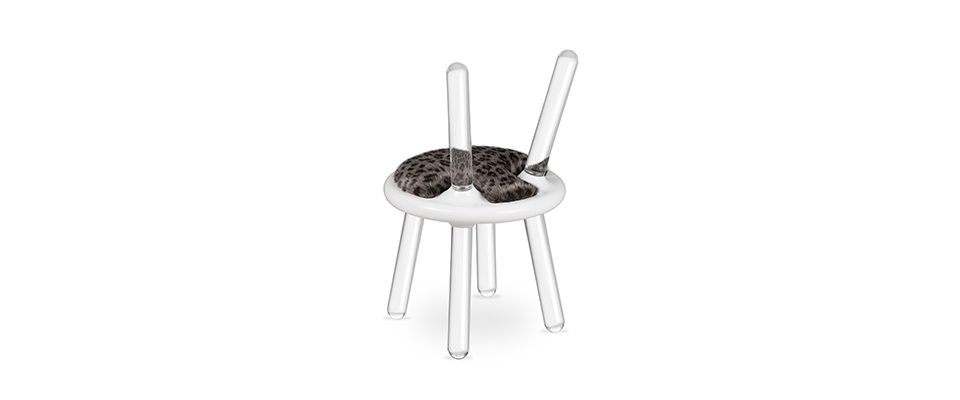 Illusion Leopard Chair  CIRCU Love Happens