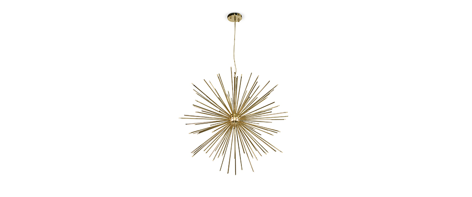 CANNONBALL Chandelier by Delightfull