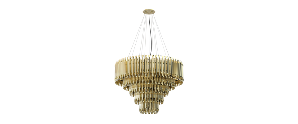 MATHENY Chandelier by Delightfull