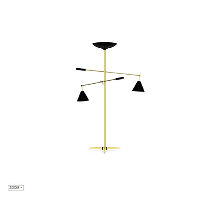 TORCHIERE Floor Lamp Delightfull