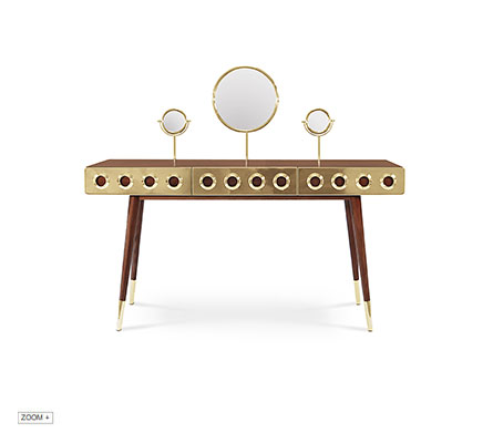 Monocles Dressing Table  Essential Home Love Happens