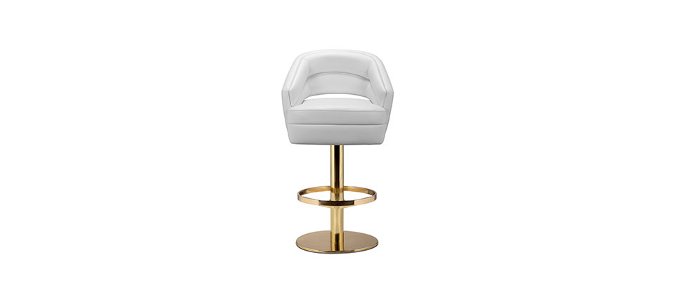 Russel  Bar Stool  Essential Home Love Happens