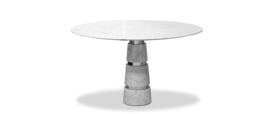 Avalanche Dining Table Koket Love Happens