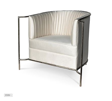 DESIRE Armchair Koket Love Happens