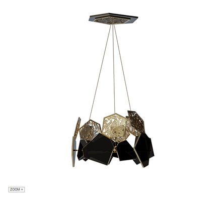 HYPNOTIC Chandelier Koket