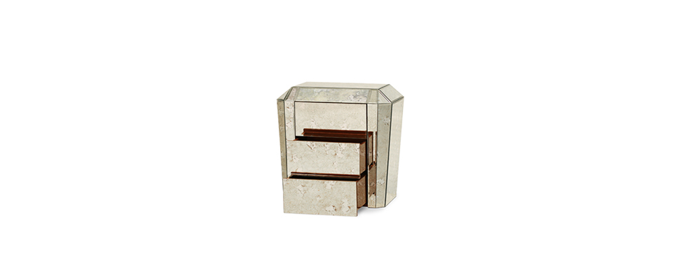 Tamara II NightStand  KOKET Love Happens