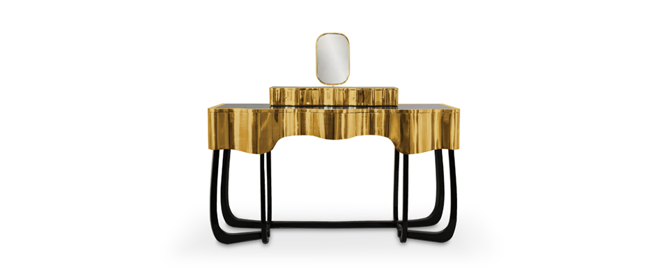 Sinuous Dressing Table  Maison Valentina Love Happens