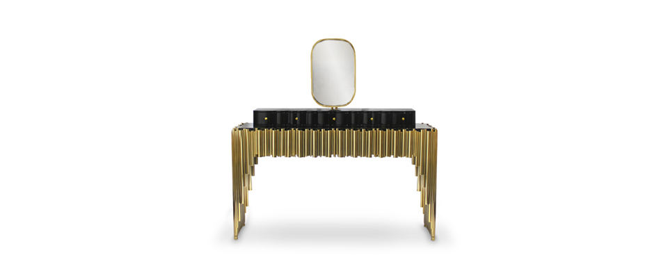 Symphony Dressing Table  Maison Valentina Love Happens