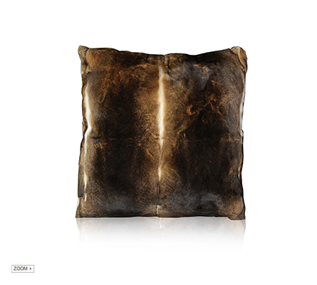 Orilag Brown Pillow Miyabi Casa Love Happens