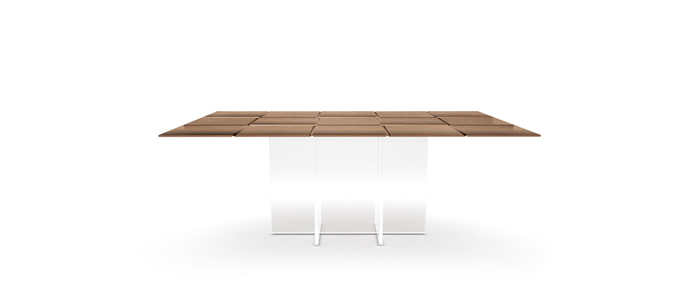 MO Dining Table by MYFACE