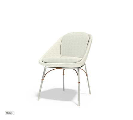 NERO Dining chair MYFACE