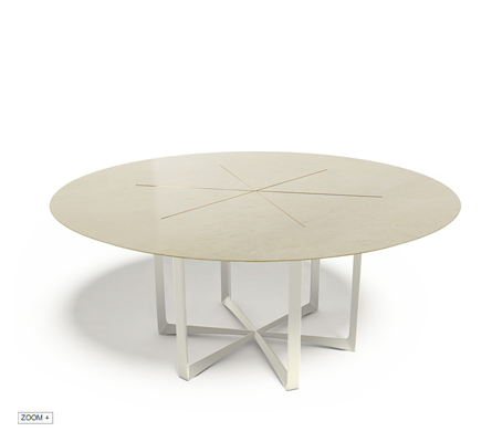 Nero II Dining Table MyFace Love Happens