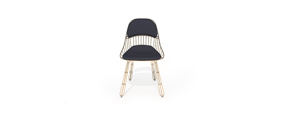 Nodo Dining Chair MyFace Love Happens