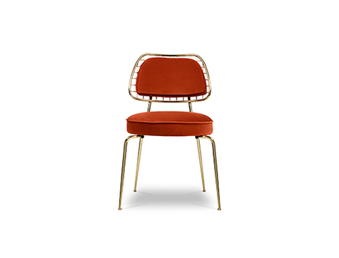 MARIE CHAIR by Essential Home