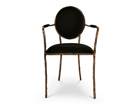 ENCHANTED II DINING CHAIR by KOKET