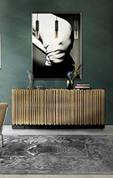 SYMPHONY Sideboard by Boca do lobo