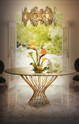 ALLURE DINING CHAIR by Koket