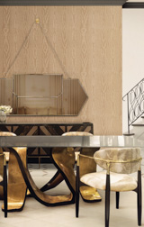 RIBBON DINING TABLE by Koket