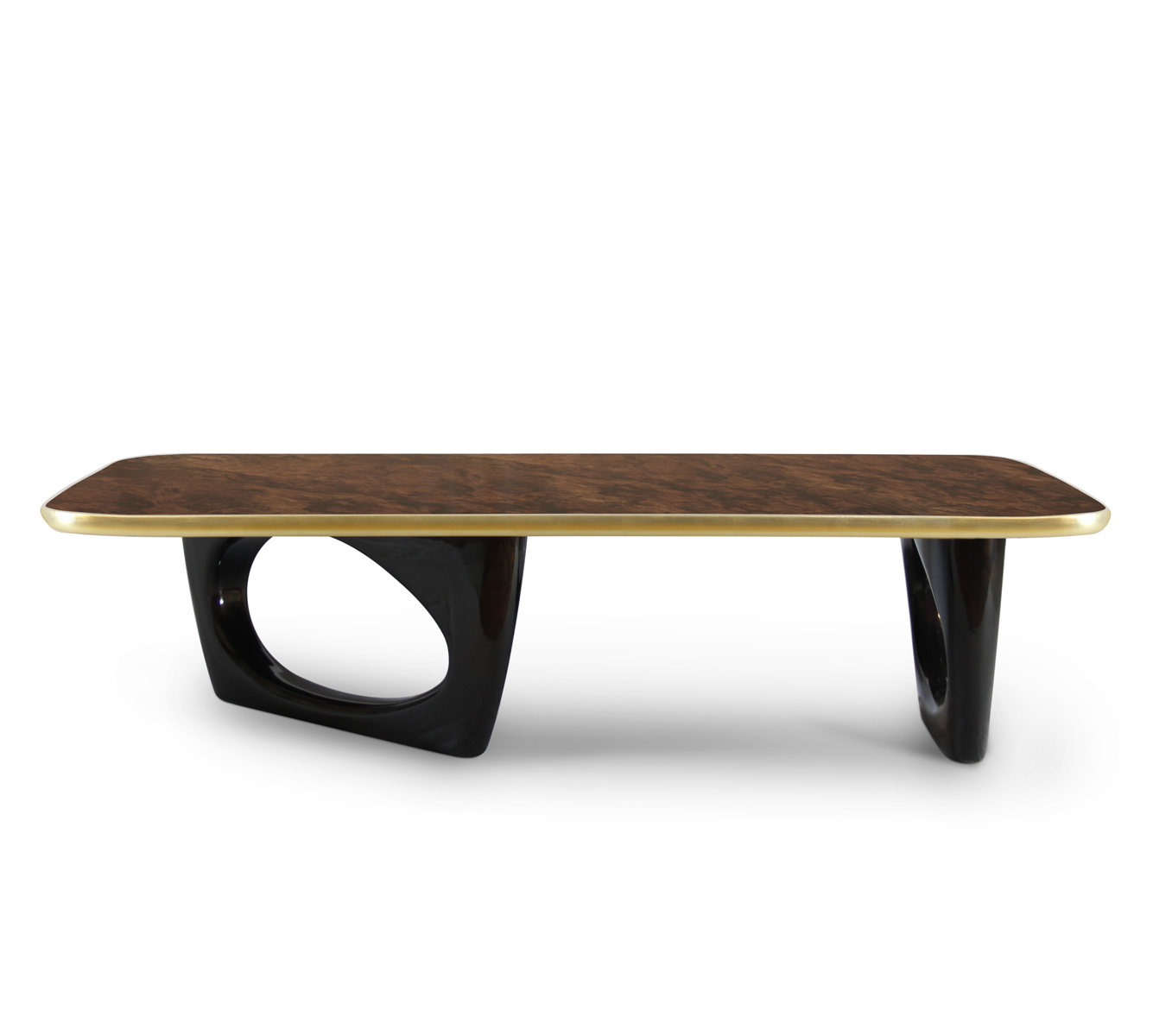 Sherwood center table by brabbu demorais international for Table design using php