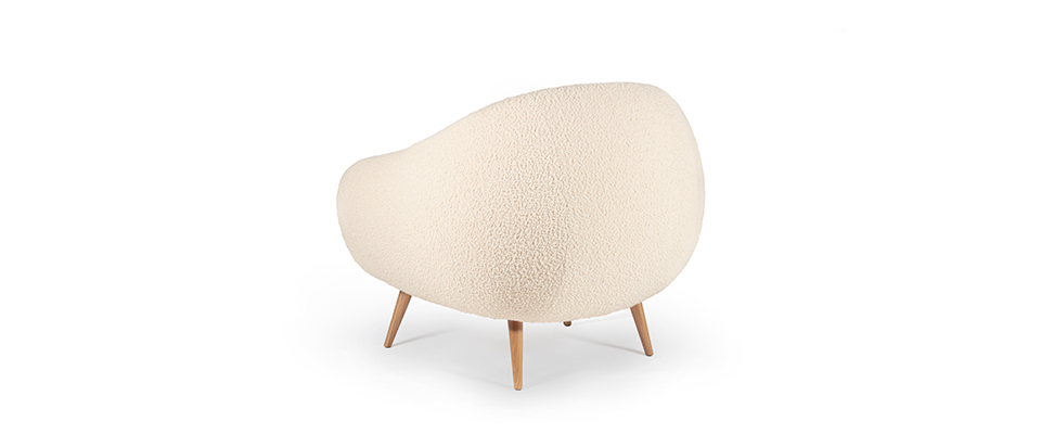 Niemeyer Armchair InsidherLand Love Happens