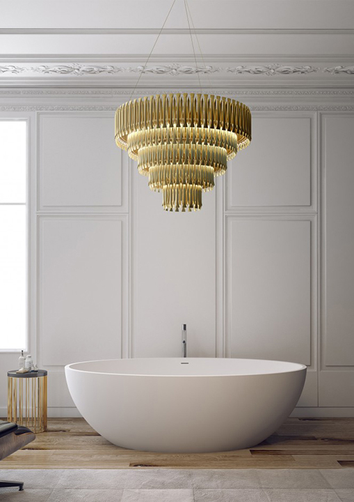 MATHENY BIG CHANDELIER by DelightFULL