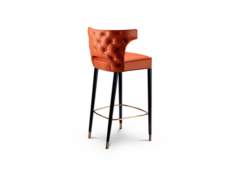 KANSAS BAR STOOL by BRABBU