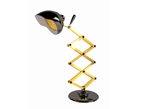 BILLY TABLE LAMP by DelightFULL
