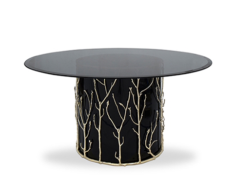 ENCHANTED II DINING TABLE by KOKET