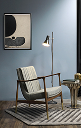 HUDSON ARMCHAIR by Essential Home