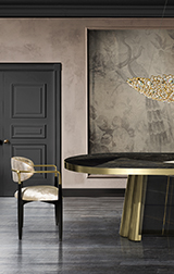 DECODIVA DINING TABLE by Koket